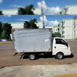 Frete e Mudança caminhão baú em HR