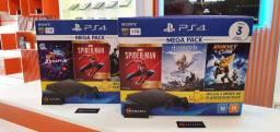 Playstation 4 slim 1tb últimas peças