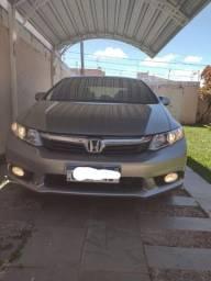 Honda New Civic EXS 1.8 16v Automático, 2012/2013 Novo D+ Zap- 31- *