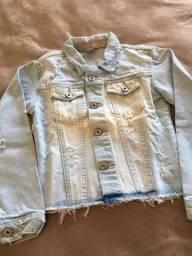 Vendo jaqueta nova tamanho 6