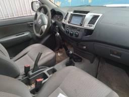 Toyota Hilux 2013 Branca apenas R$ 89.999 a vista ou R$ 91.999$ pego seu carro na troca