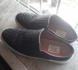 Sapato Mule preto