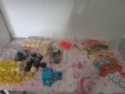 Kit embalagem e stencil