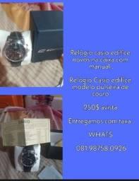 Entrega todo BR Relógios Casio Edifice