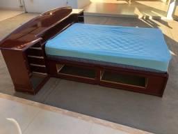 Jogo de cama + colchão