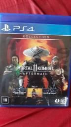 JOGO  MORTAL KOMBAT 11 AFTERMATH  PS4