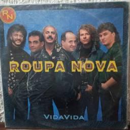 LP ROUPA NOVA/ Vida Vida 1994