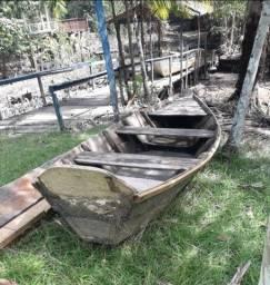 Doar minha canoa em santa Maria de benfica