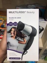 Secador de cabelo portátil