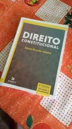 Livro Direito Constitucional 2021 Lacrado