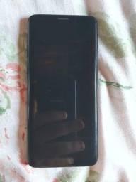 Vendo Samsung Galaxy S9 Preto - 4gb de RAM e 128gb de Memoria