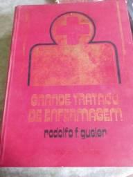 Livros de enfermagem usados