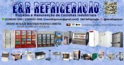 Manutenção em equipamento industrial _ Cozinha, Restaurante, Padaria, Sorveteria