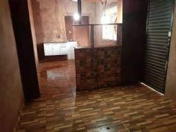 Vendo casa no Agrovila no Capão Seco 55.000.