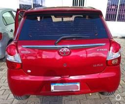 Toyota Etios LXS