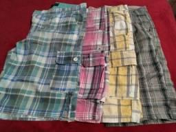 Bermudas / Shorts masculinos