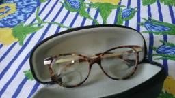 Armação de óculos + cropped