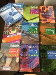 Livros Telaris 7º ano