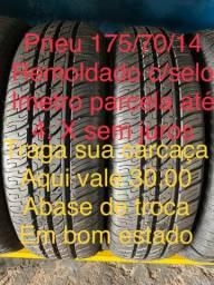 Pneu 175/70/14 R$ 159