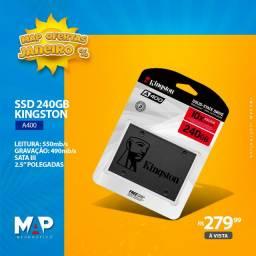 Ssd 240gb kingston (novo)