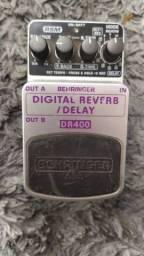Digital Reverb delay dr400