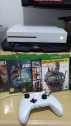 """Xbox one s 1 TB SUPER """"NOVO"""" NA CAIXA"""