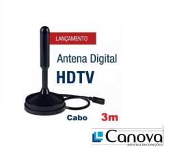 antena digital hdtv led ou lcd era R$79,00