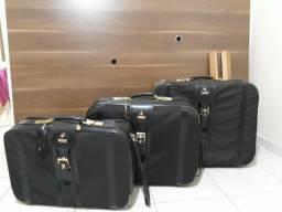 Conjunto de malas antigas Sansonite