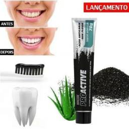 Promoção Gel Dental Carvão Ativado - Frete Grátis