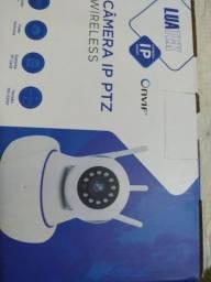 Câmera IP PTZ.