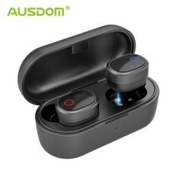 Promoção- Fone De Ouvido Sem Fio Bluetooth - Ausdom Tw01s