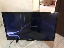 Tv CCE retirada de peças