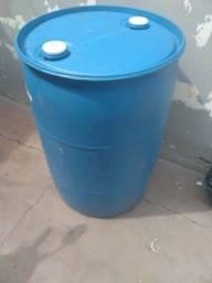 tambor 200 lts plastico