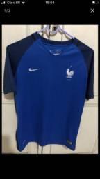 Camisa oficial França