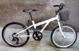 Bicicleta Caloi Ceci 7 velocidades