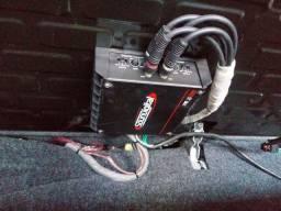 Caixote de 12 Oversound com modulo