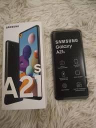 Samsung Galaxy A21s *LACRADO*
