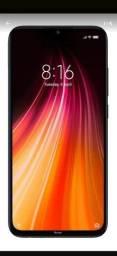 Xiaomi Note 8 64gb e fone de ouvido