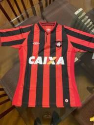 Camisa Athletico Paranaense 2013