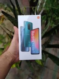 Xiaomi Redmi Note 9 Branco 128GB - Lacrado, Com Garantia