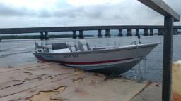 Vendo Barco Robaleiro Pesca - Motor 90HP Yamaha