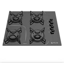 Título do anúncio: Fogão cooktop Novo Atlas Agile UP Gloss 4 bocas.