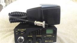 Rádio Px Cobra 19 ultra II