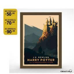 Quadro: Harry Potter