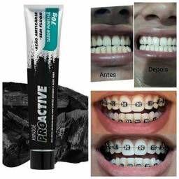 Pasta dental clariadora