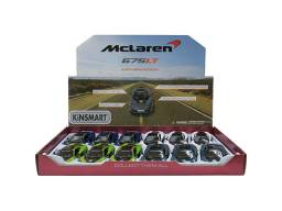 Miniatura Mclaren 675 LT Caixa com 12 Unidades Atacado
