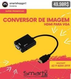 Conversor HDMI para VGA