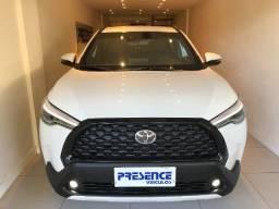 Título do anúncio: Toyota Corolla Cros Xre  0km Blindado