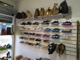 Loja de calçados e acessórios