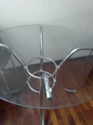 Venda:Mesa com 3 cadeiras